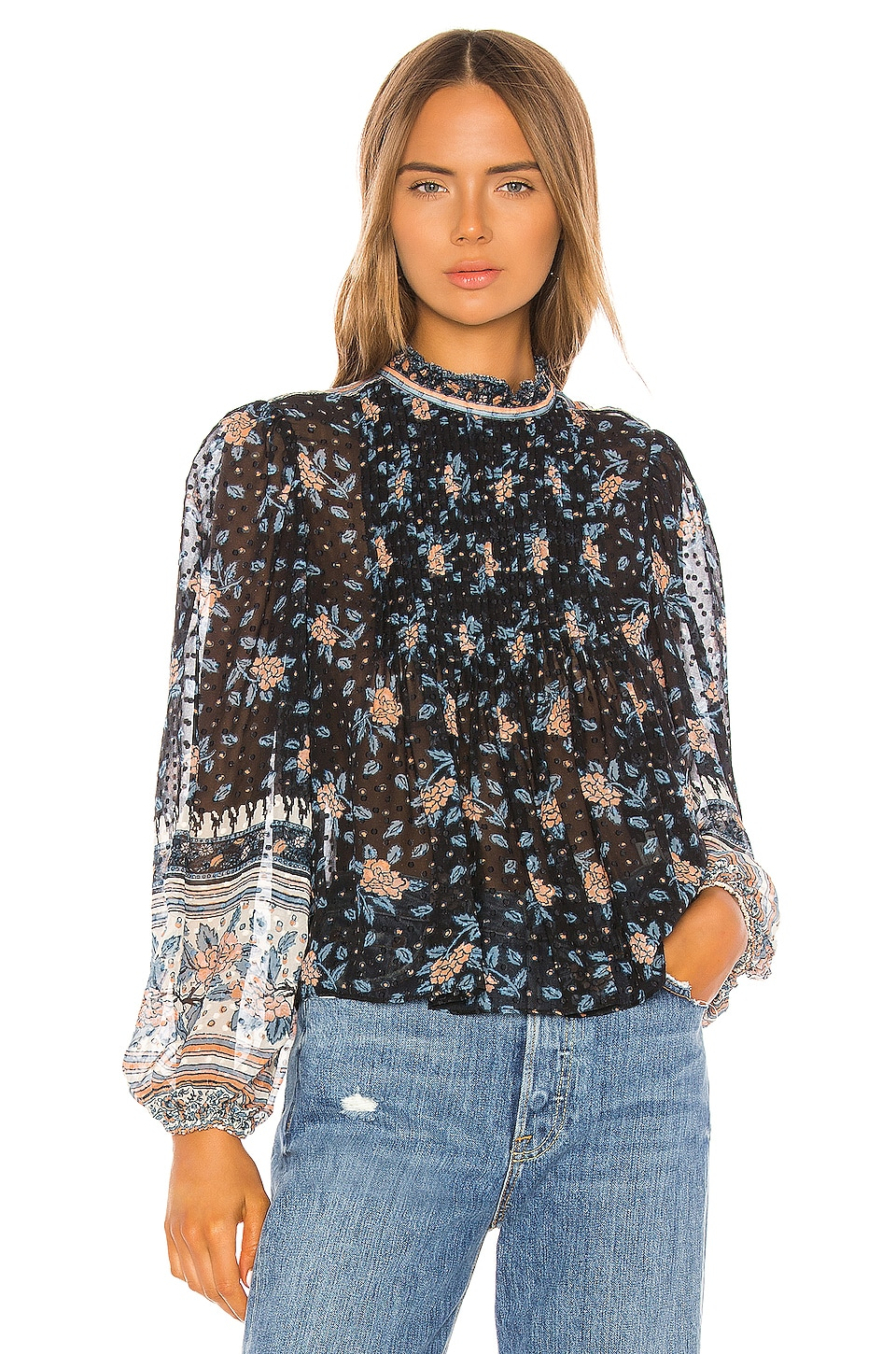 Ulla Johnson BLUSA CASS