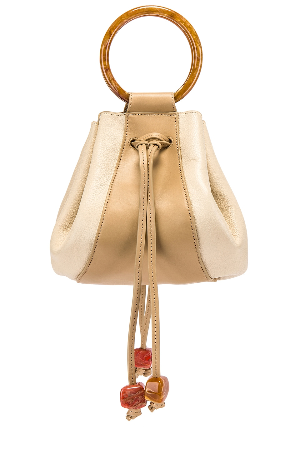 Ulla Johnson Palma Mini Bag in Bone