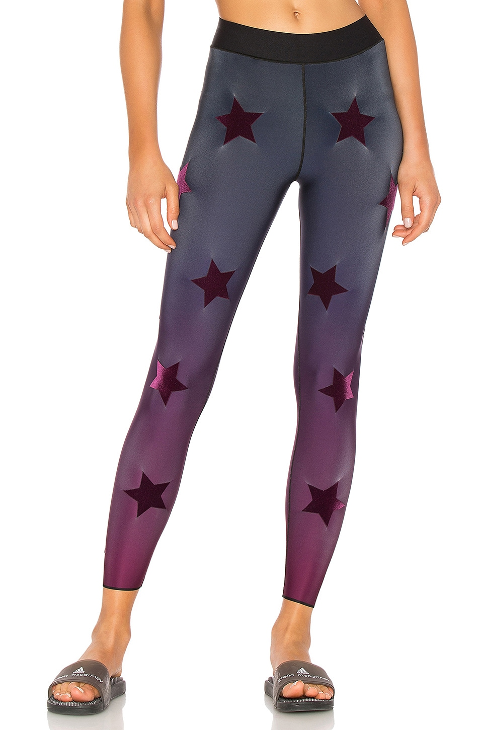 ULTRACOR VELVET KNOCKOUT LEGGING