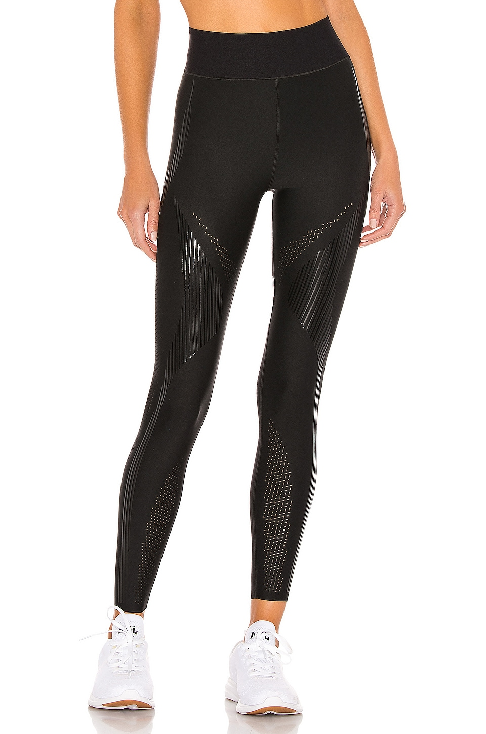 ultracor Palisades Ultra High Legging in Nero