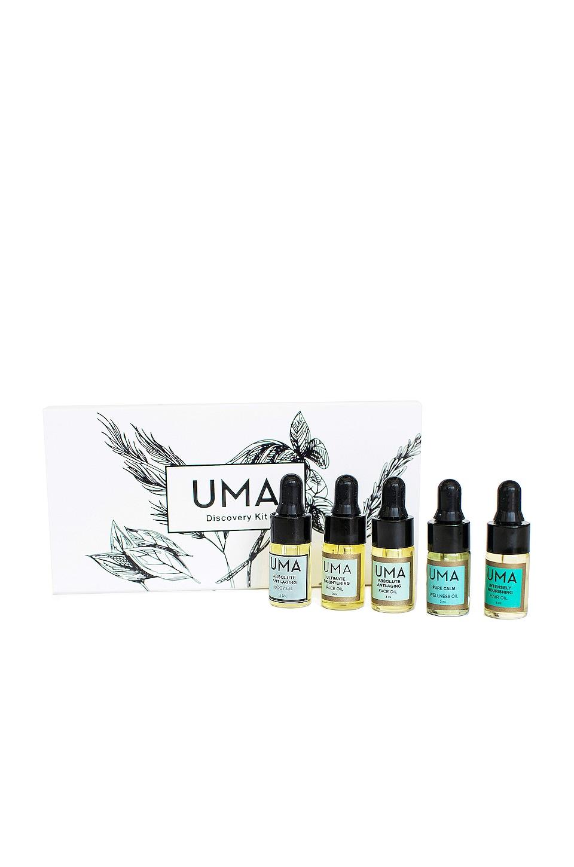 UMA Oils Discovery Kit