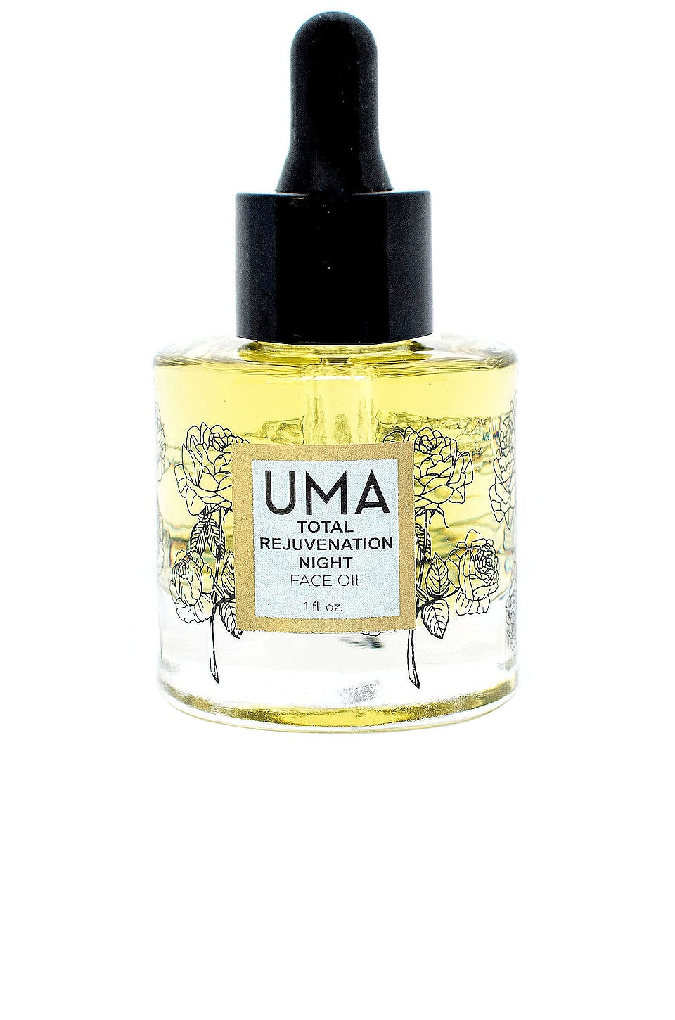 UMA Total Rejuvenation Night Face Oil