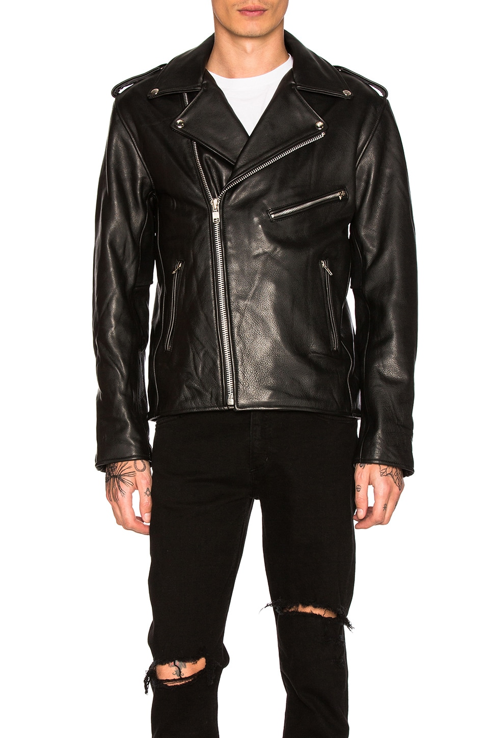 Easy Rider MC Jacket by Understated Leather