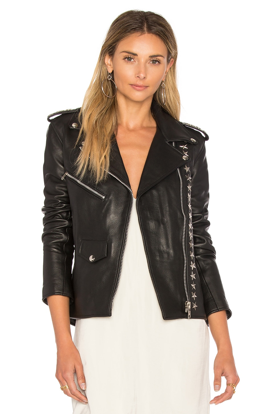 North Star Jacket by Understated Leather