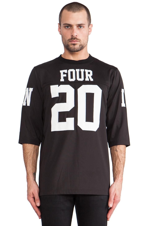 UNIF 420 Jersey in Black