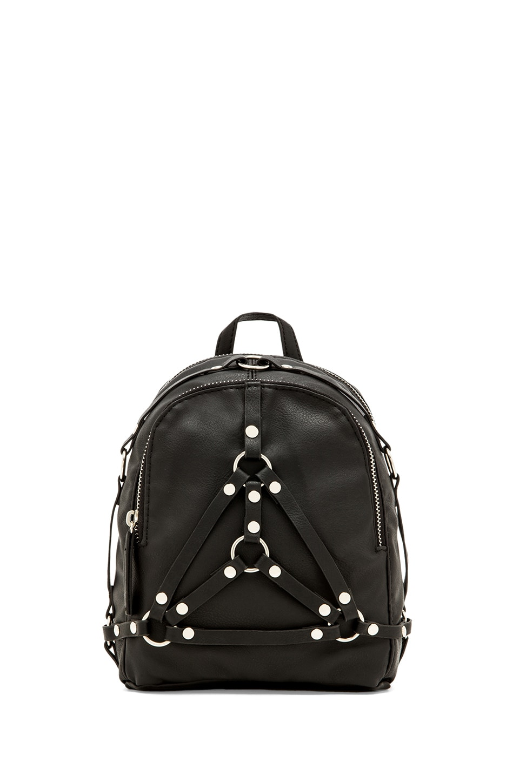 UNIF Bound Mini Backpack in Black