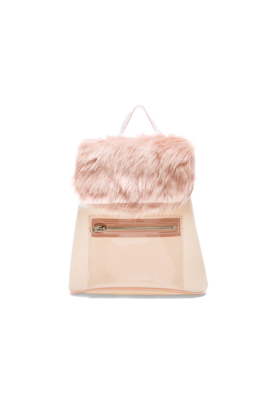 UNIF Glitz Backpack in Pink