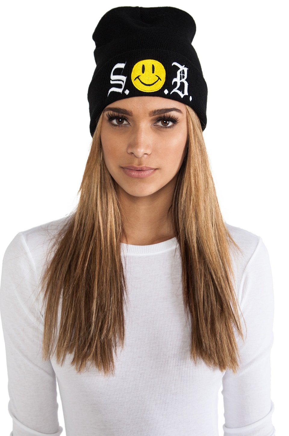 UNIF SOB Beanie in Black