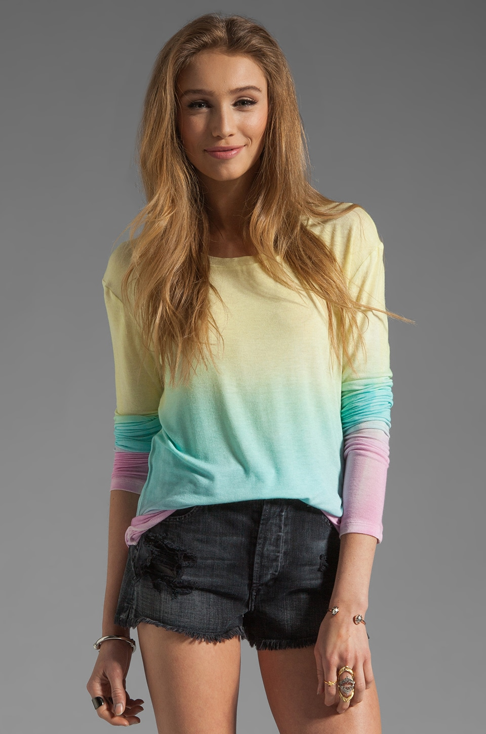 UNIF Cake Top in Multi