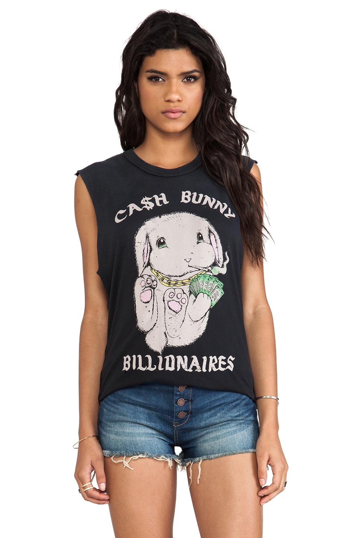 UNIF Cash Bunny Tank in Blank