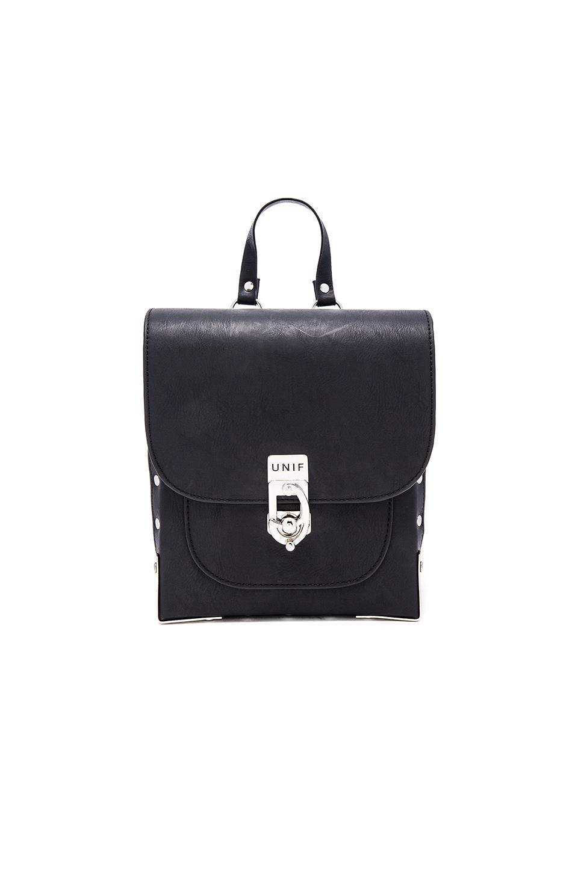 UNIF Kade Backpack in Black