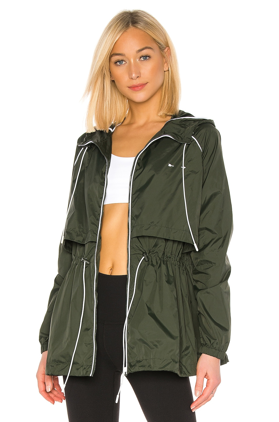 THE UPSIDE Ella Parka in Army