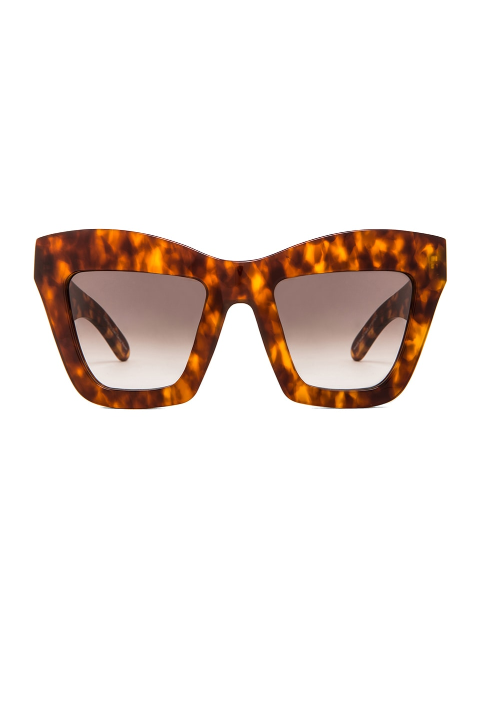 VALLEY EYEWEAR Tenz in Light Tort & Brown Gradient