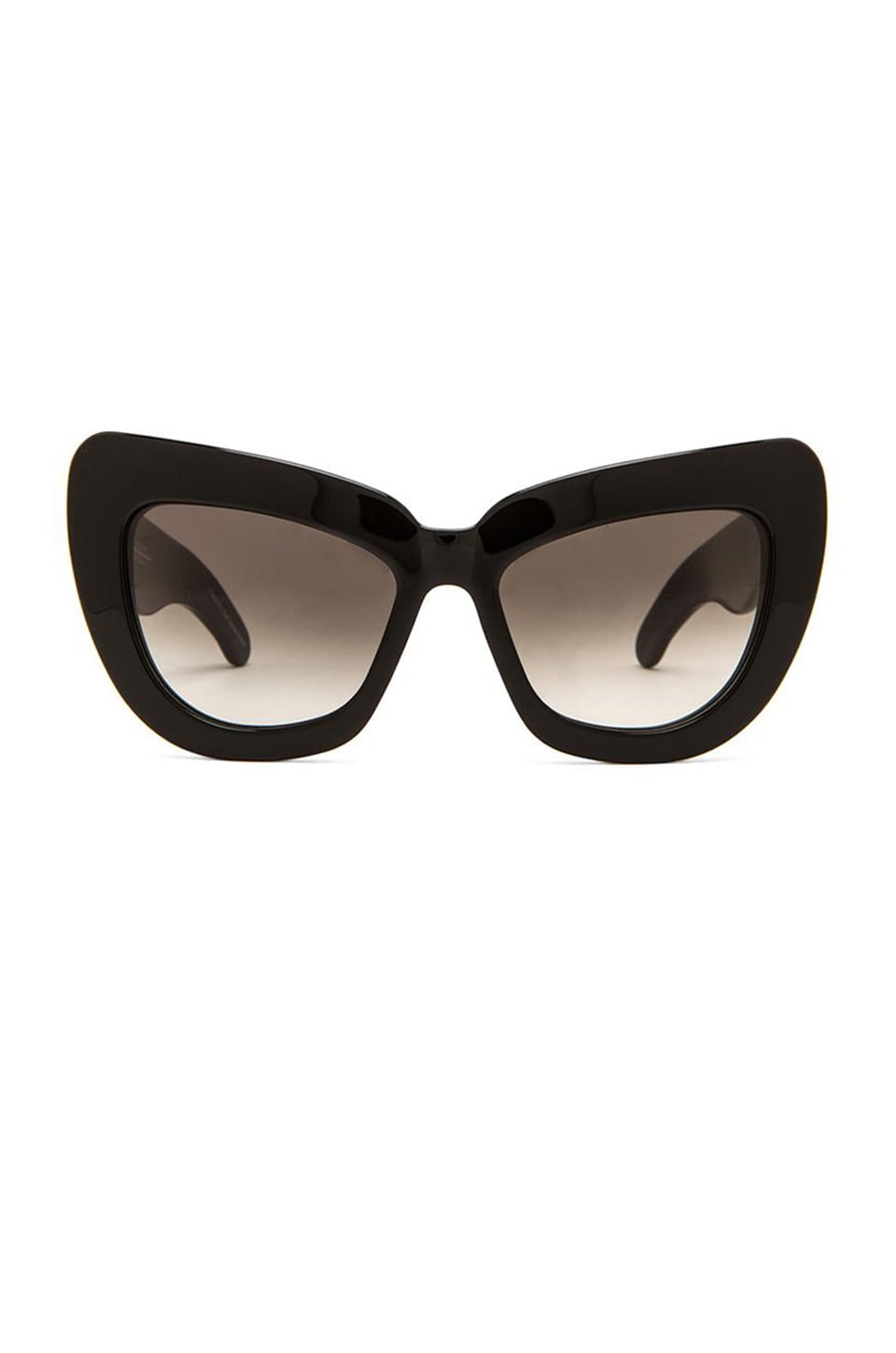 VALLEY EYEWEAR Genius Child in Gloss Black & Black Gradient