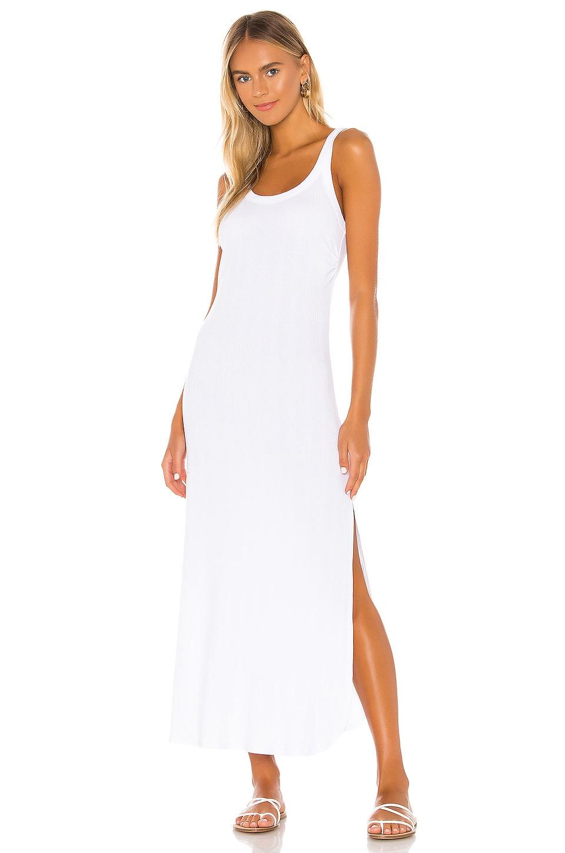 vitamin A West Dress in White