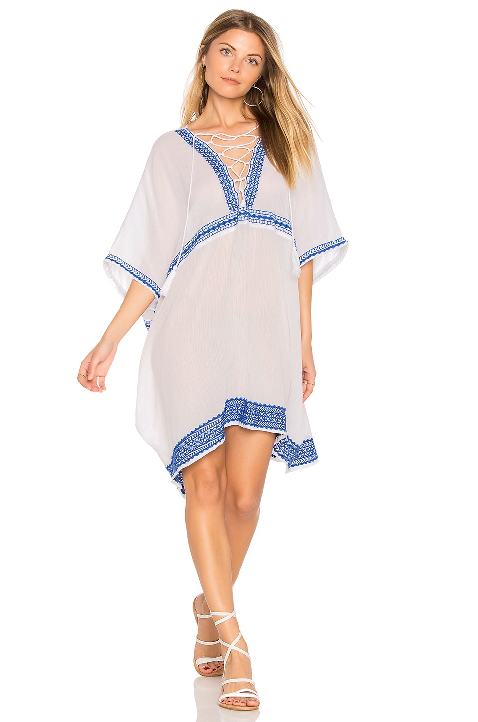 Isabell Short Caftan by Vitamin A