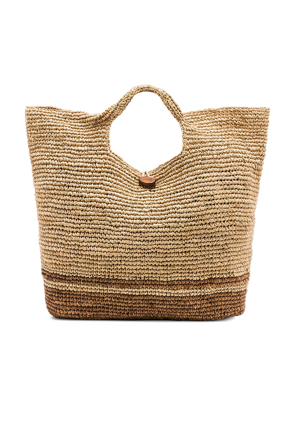 vitamin A Tash Tote in Natural