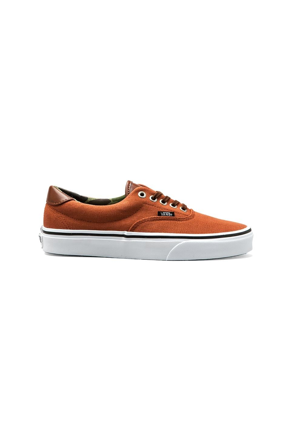 Vans Era 59 in Ginger Bread/Camo
