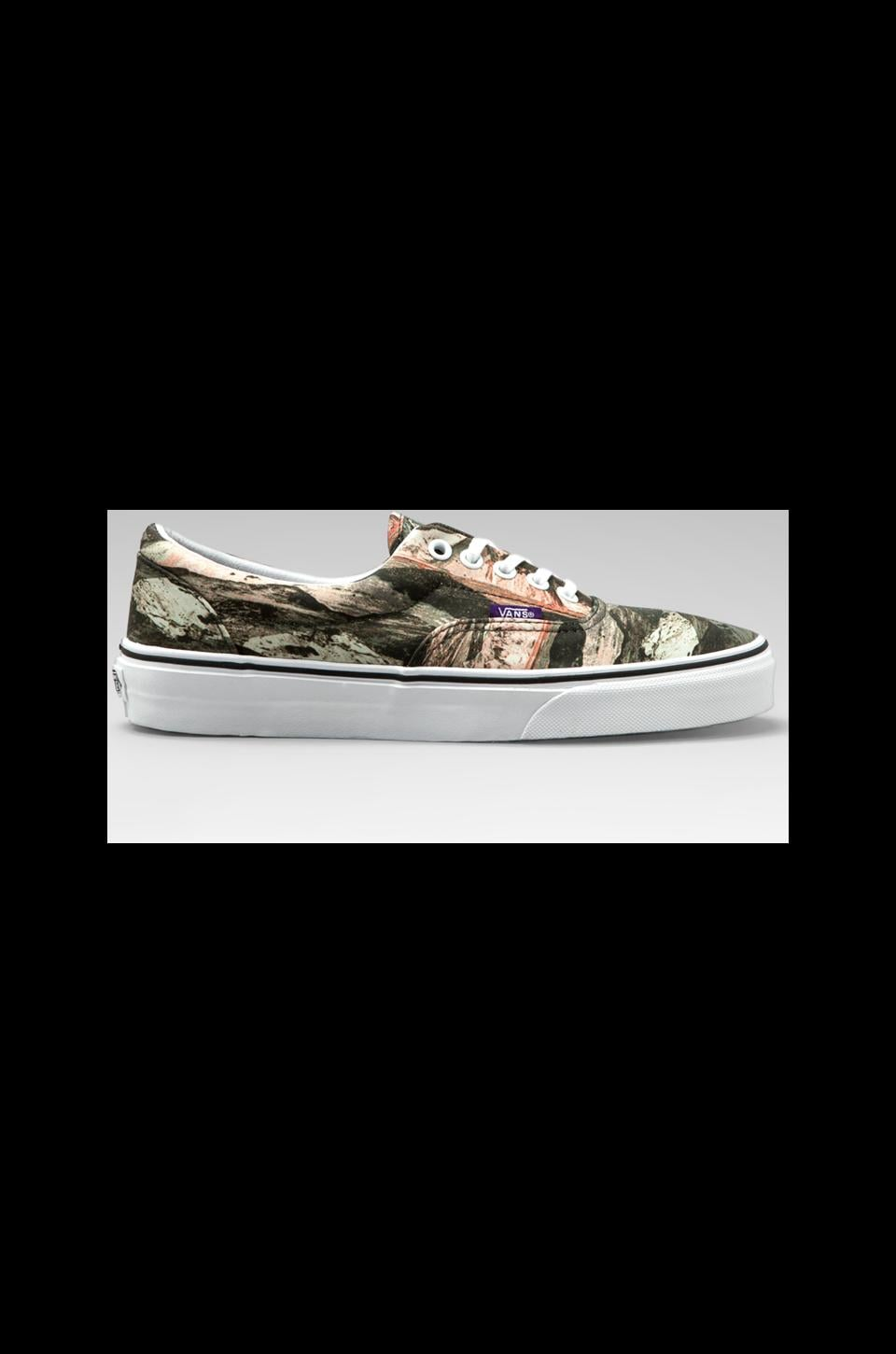 Vans Era Liberty in Mountains/Army