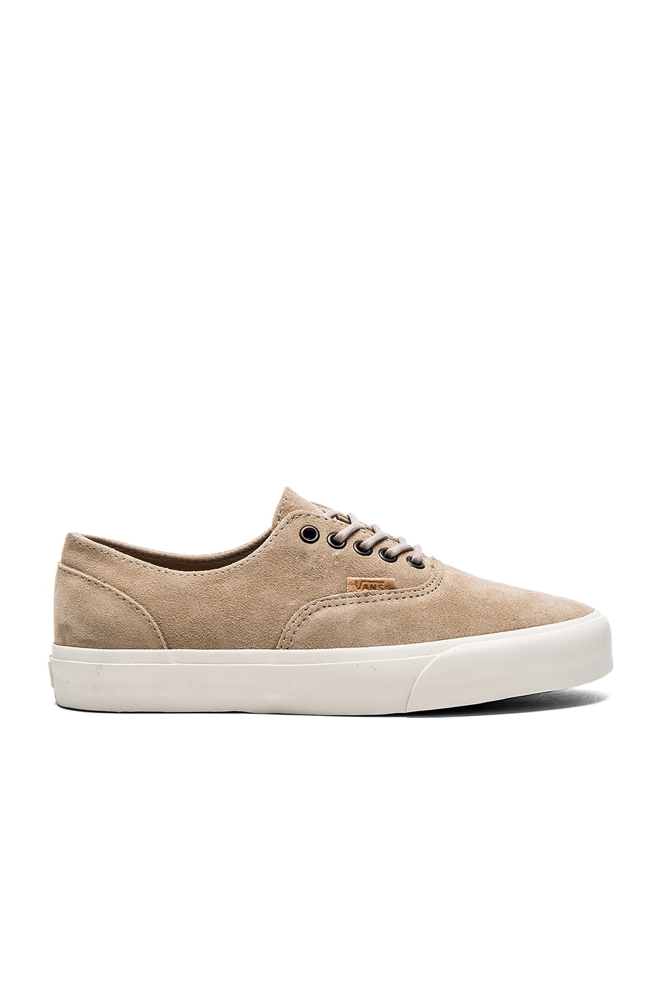 vans california beige