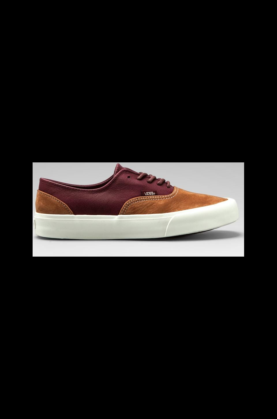 Vans California Era Decon in Brown/Port Royal