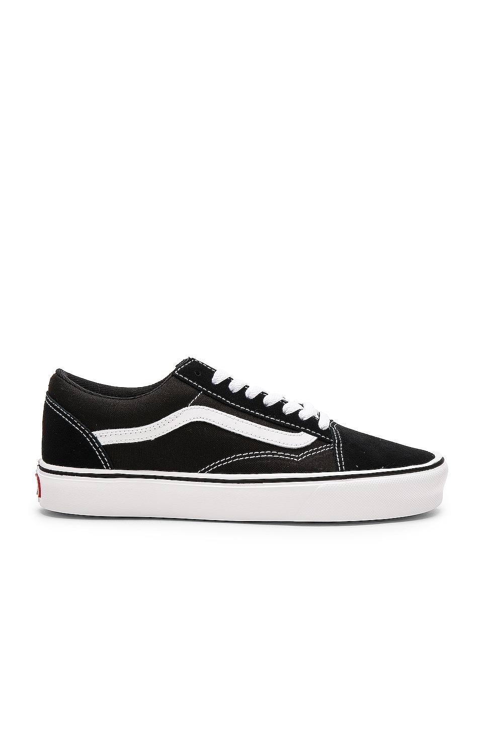 Vans + Old Skool Lite in Black & White