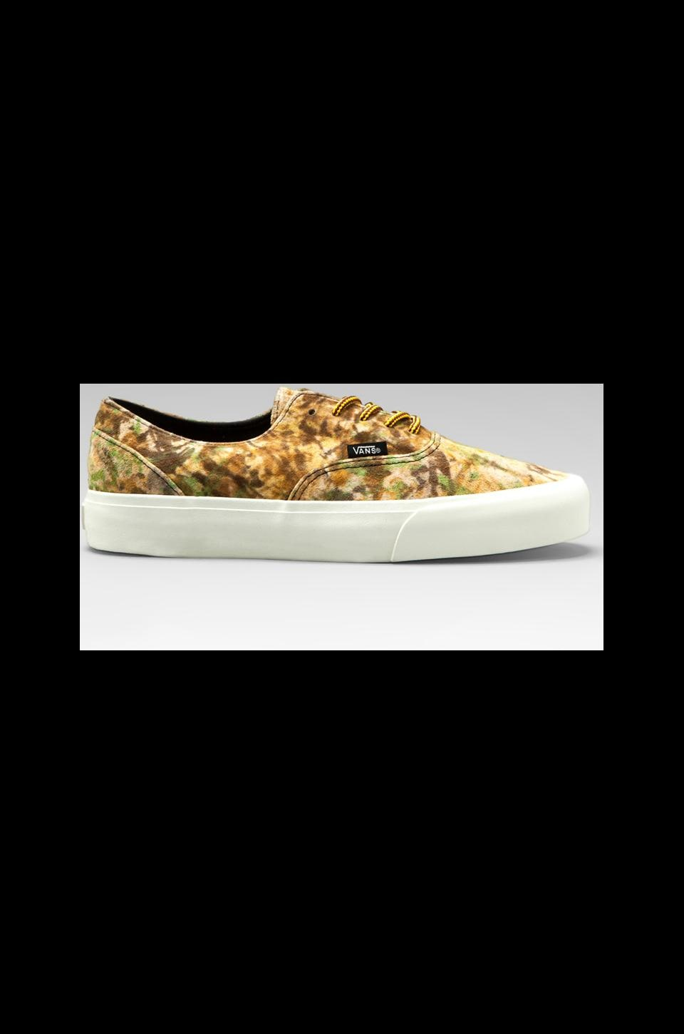 Vans California Era Decon in Camo Brown