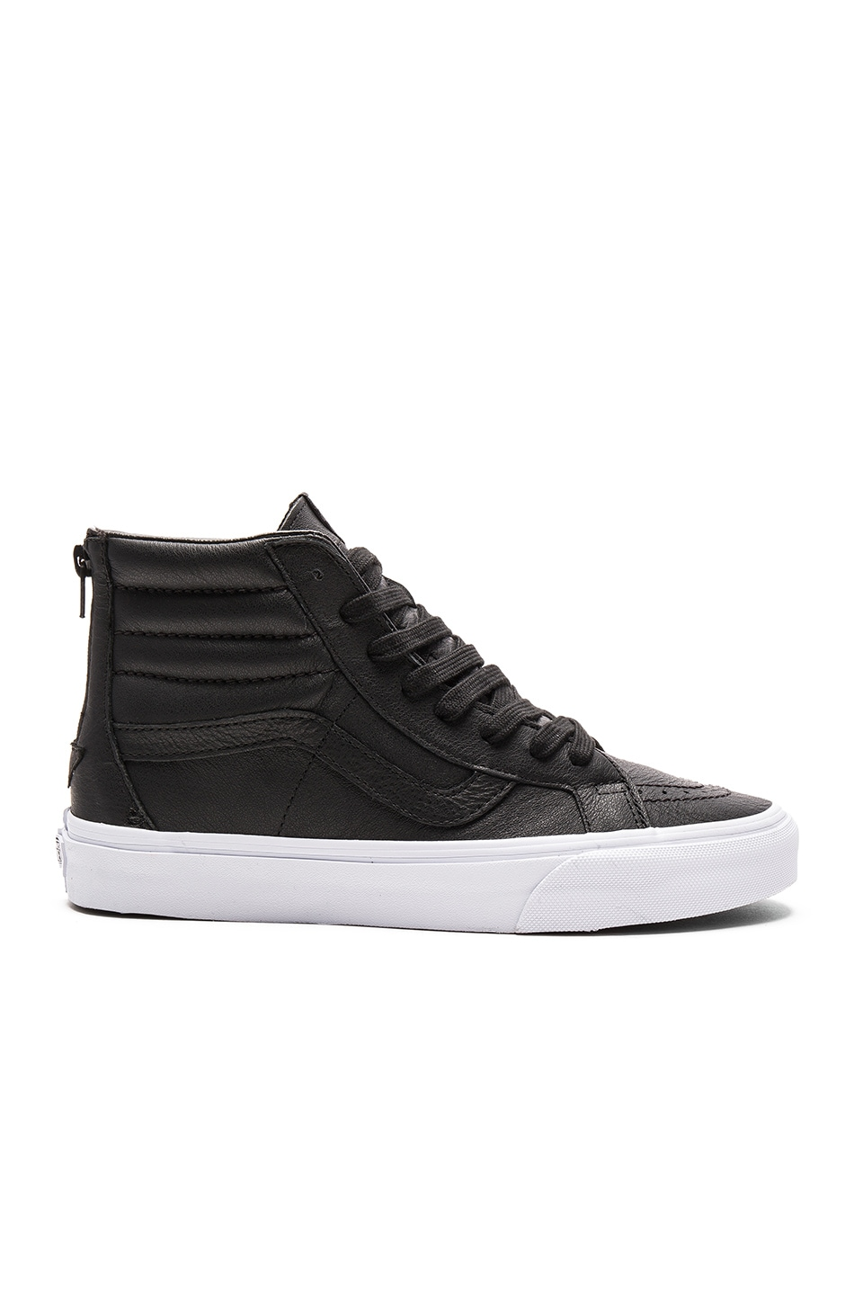 SK8-HI Reissue Zip Premium Leather