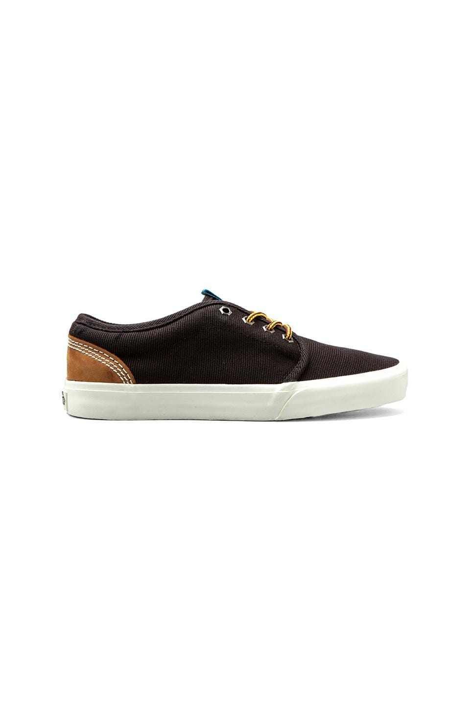Vans California 106 Vulcanized in Black