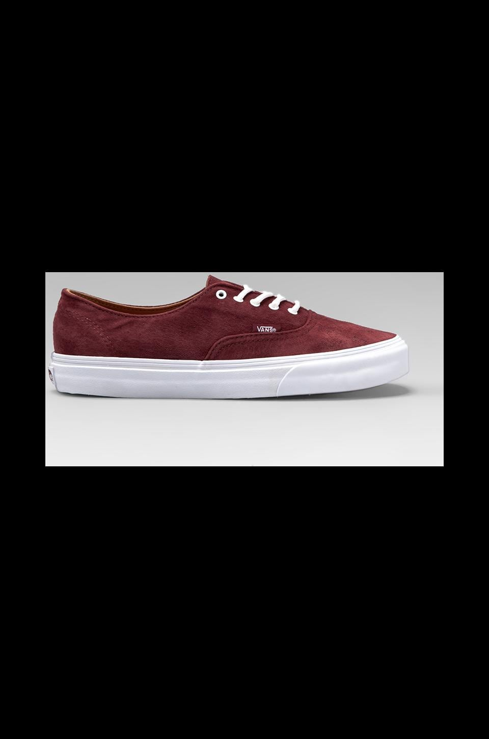 Vans California Authentic Decon Buck in Port Royale