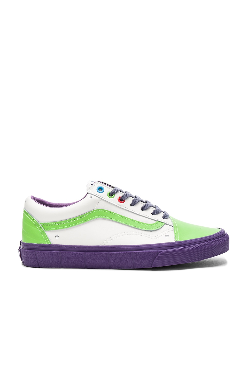 Vans Toy Story Old Skool blanco