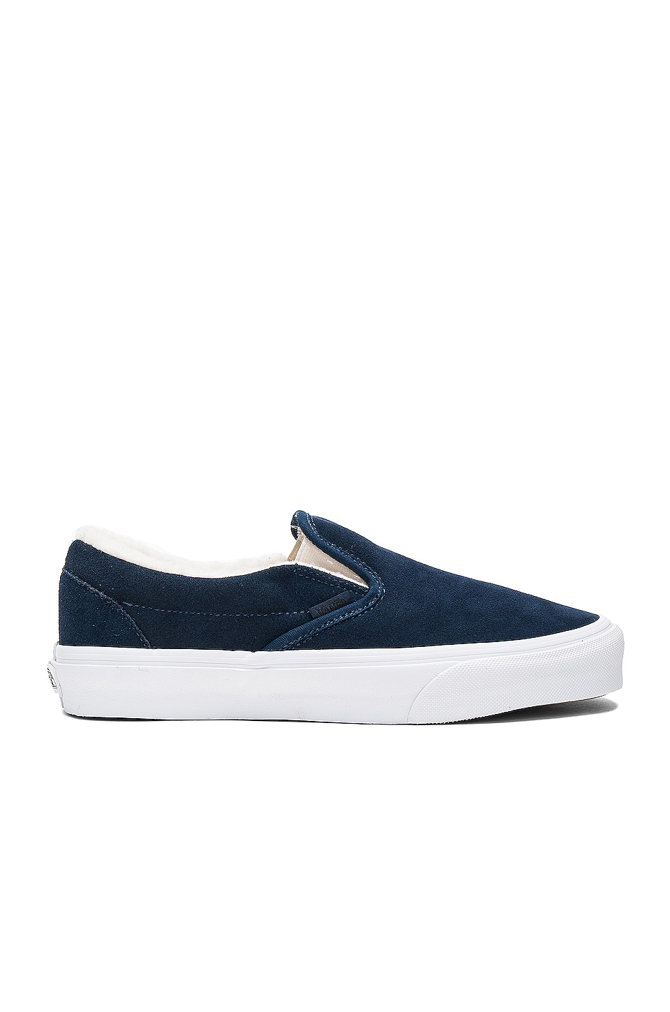 Classic Fleece Lined Slip On by Vans