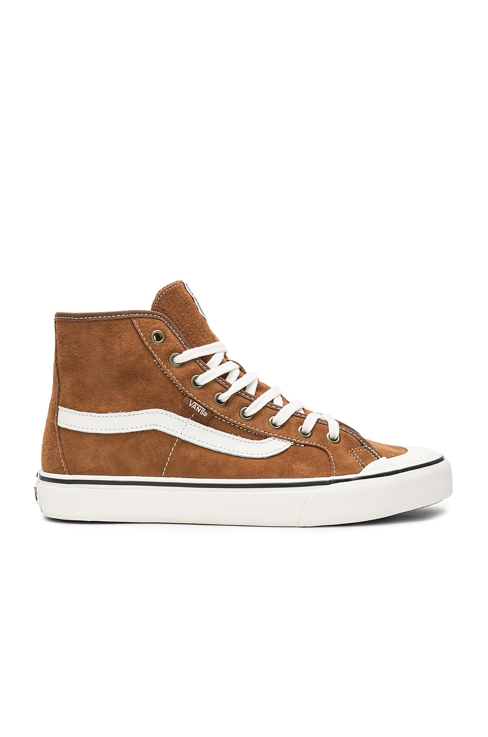 f086bfa4e5 Vans Black Ball Hi SF MTE in Light Brown