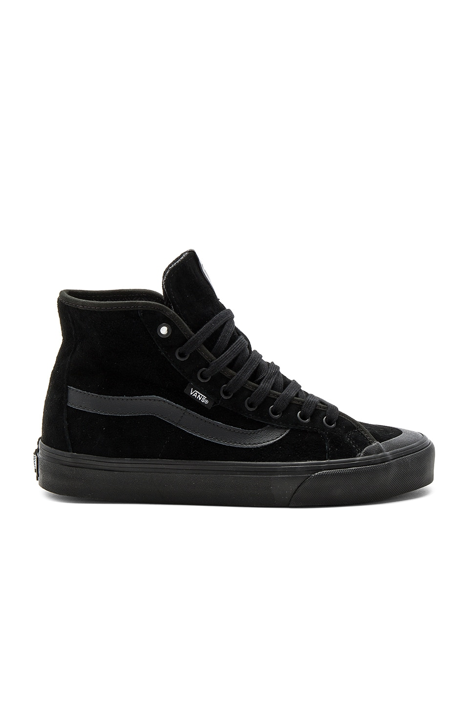 Vans Black Ball Hi SF MTE in Black & Black
