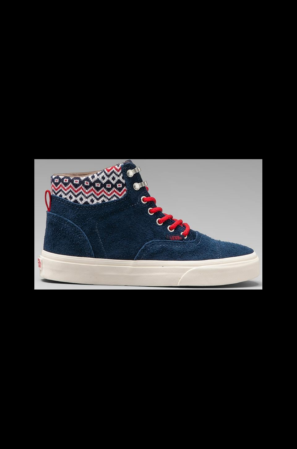 Vans California Era Hi in Dress Blues/Nordic
