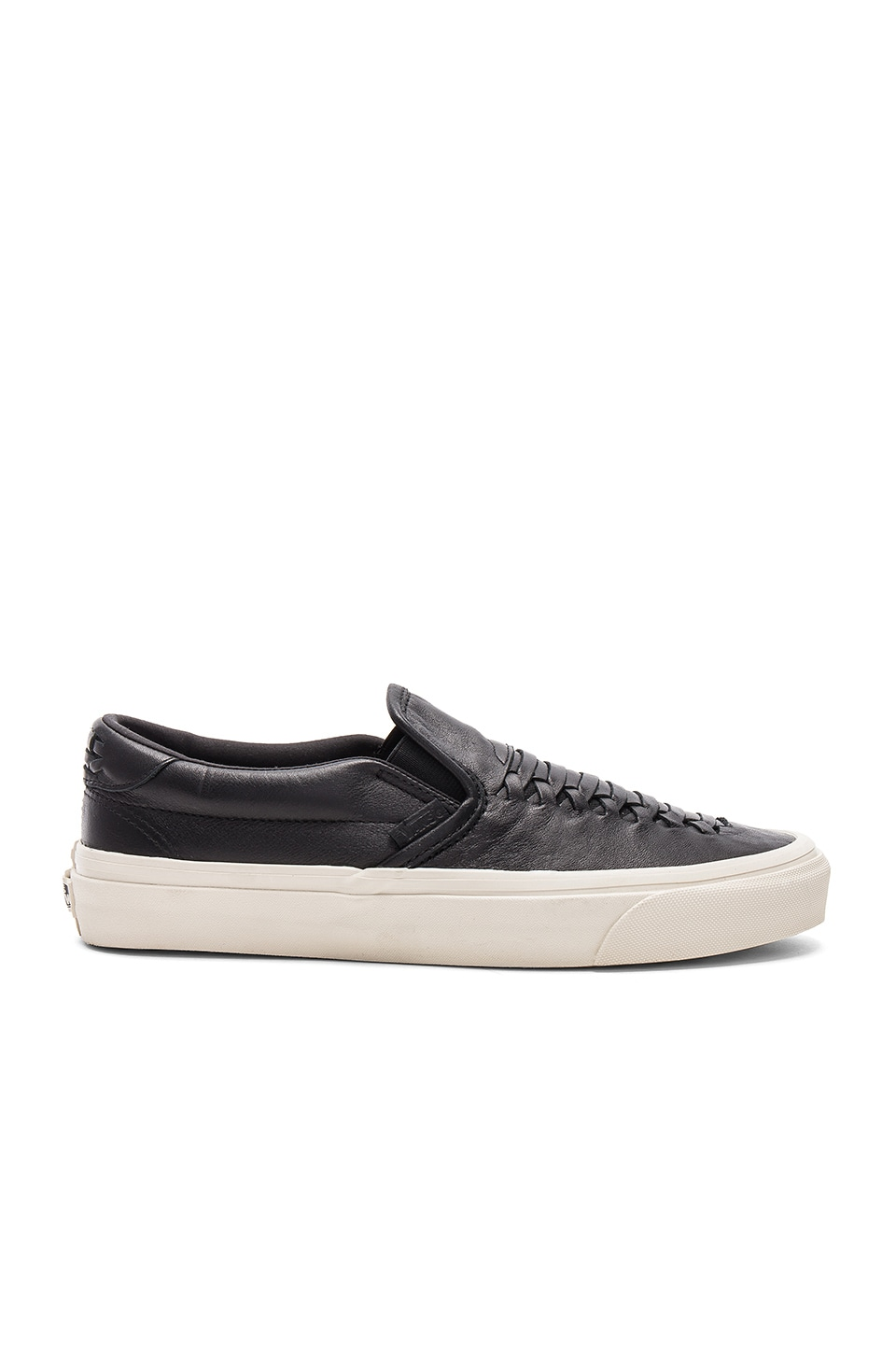 Classic Slip On Weave DX by Vans