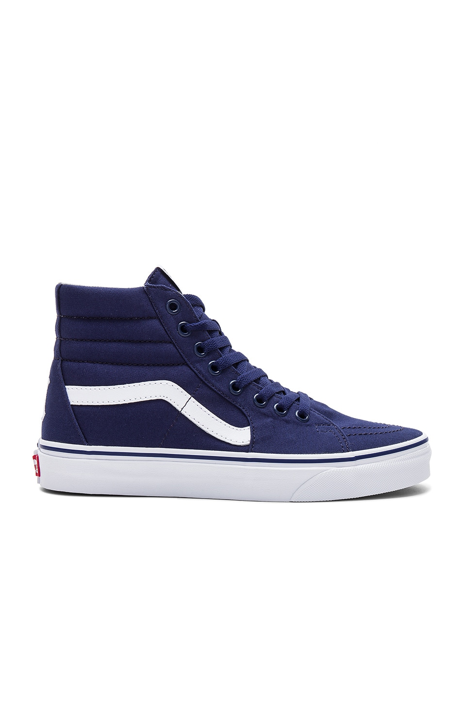 Vans SK8 Hi NY Yankees in New York Yankees Navy