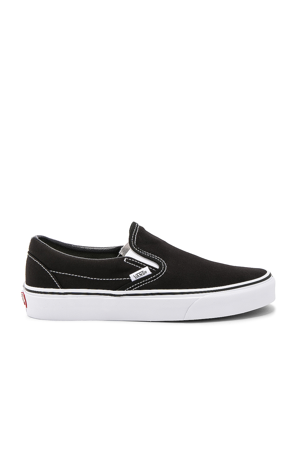 Vans Classic Slip On in Black