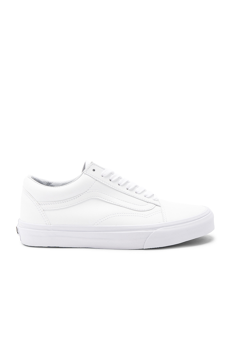 Vans Old Skool en True White