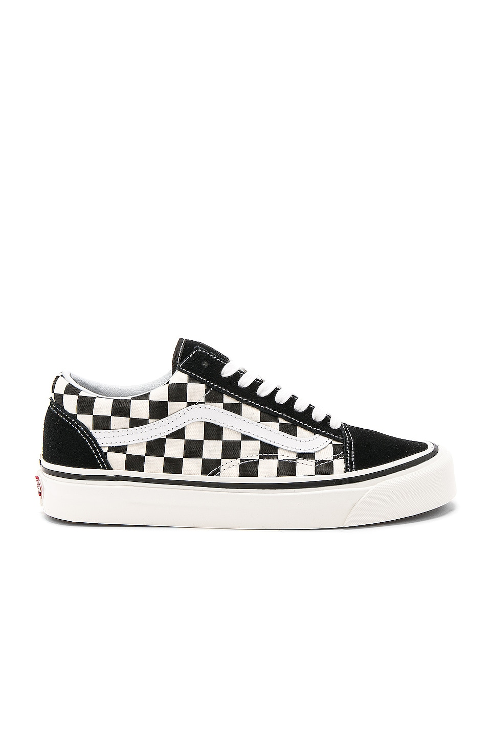 Vans Old Skool en Black & Check