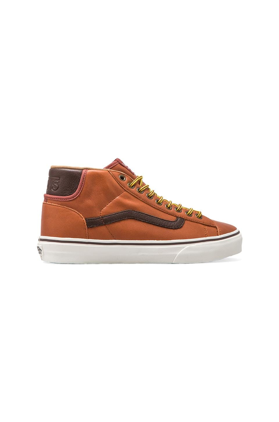Vans California Mid Skool '77 in Henna