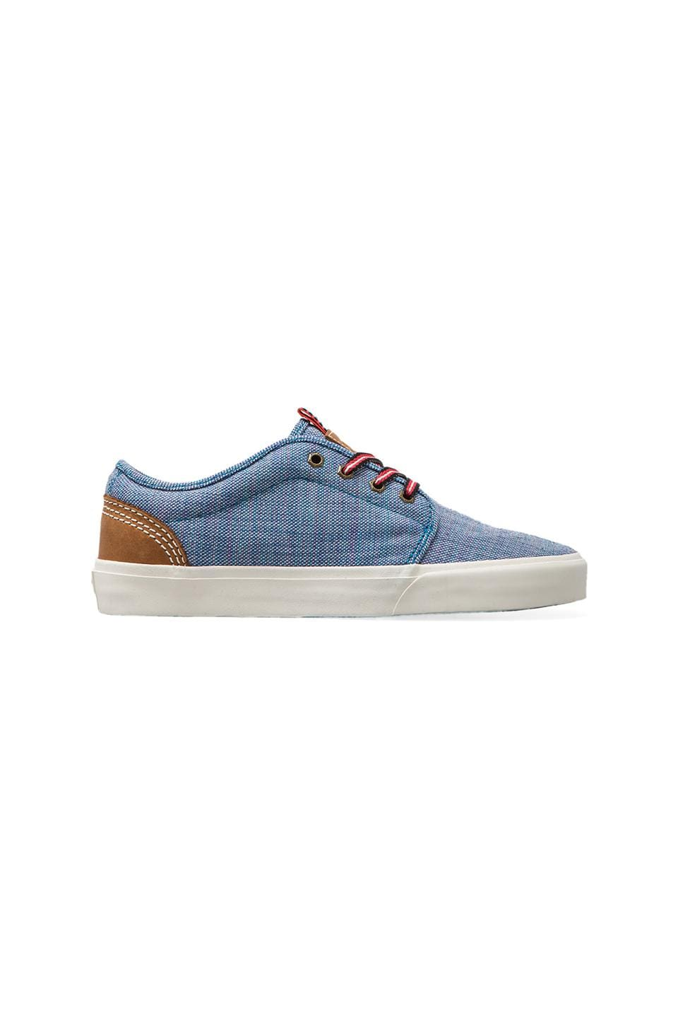 Vans California 106 Vulcanized in Turkish Tile