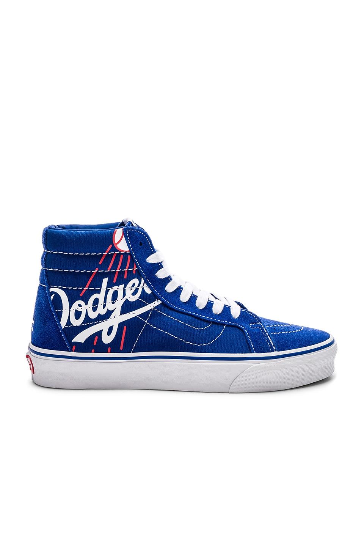 SK8-Hi Reissue Dodgers