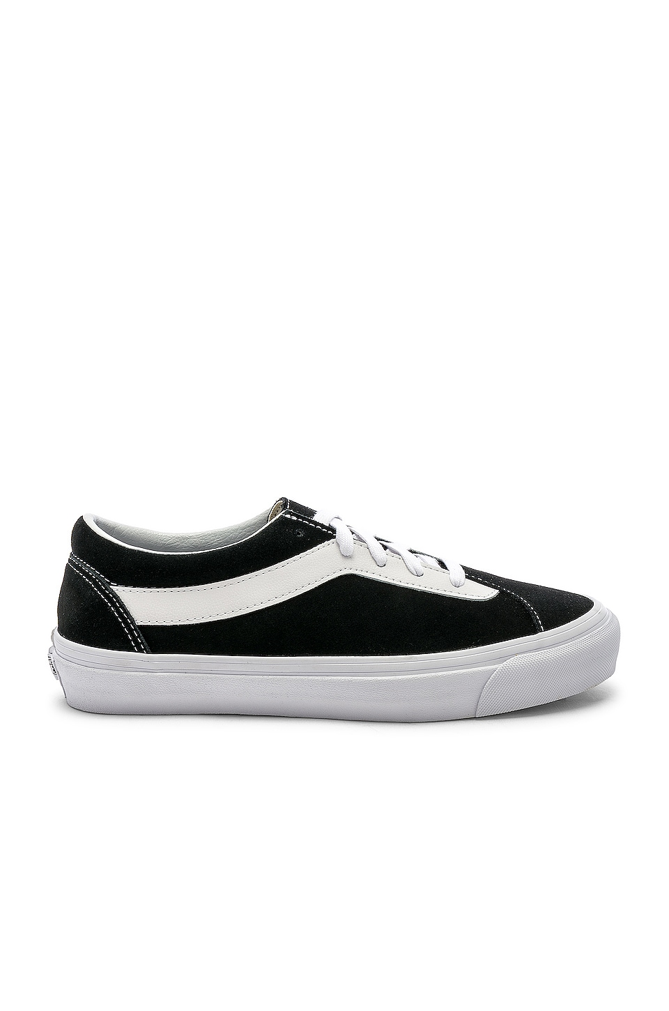 Vans Bold Ni in Black & True White