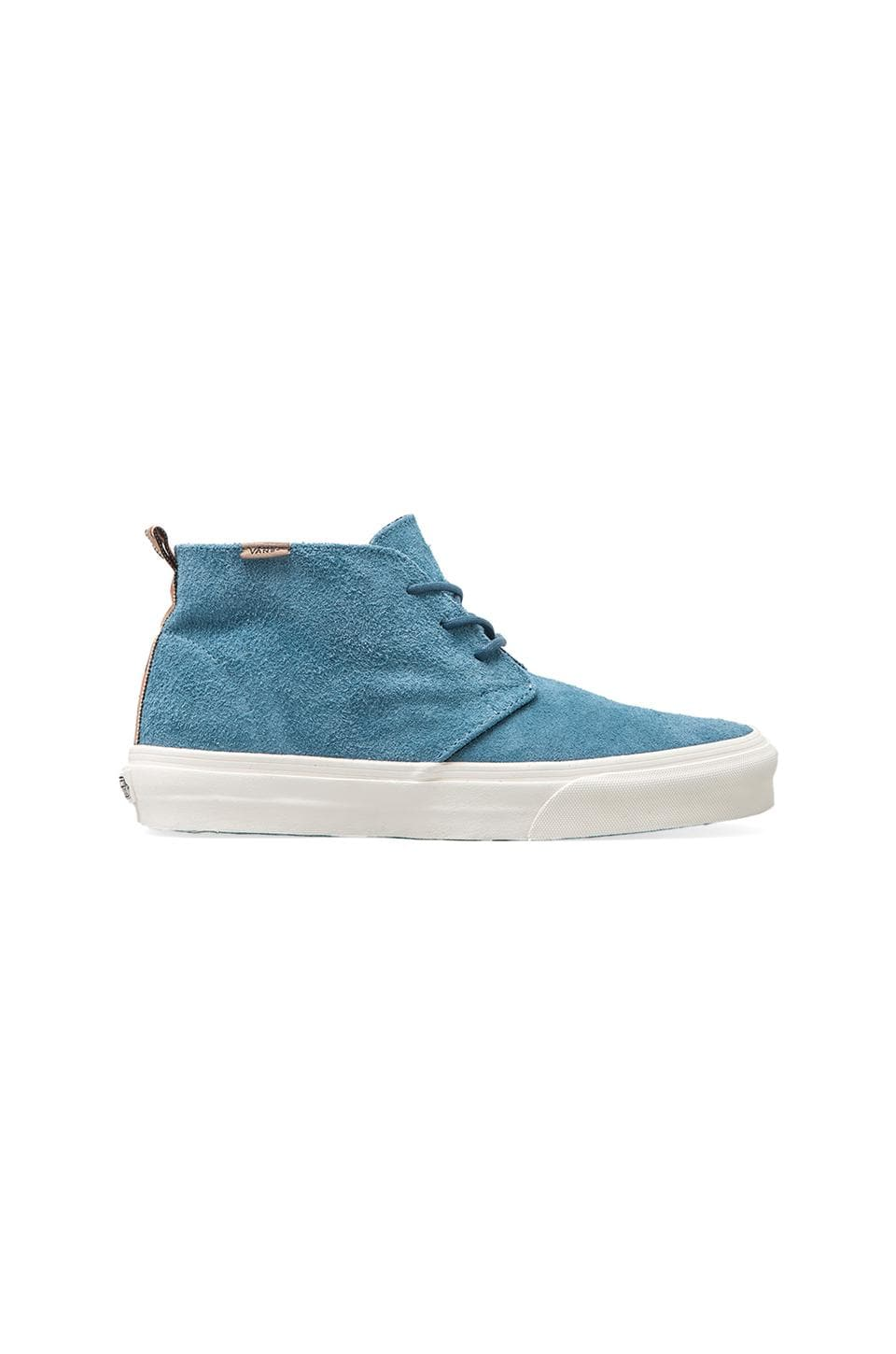 Vans California Chukka Decon in Mallard Blue