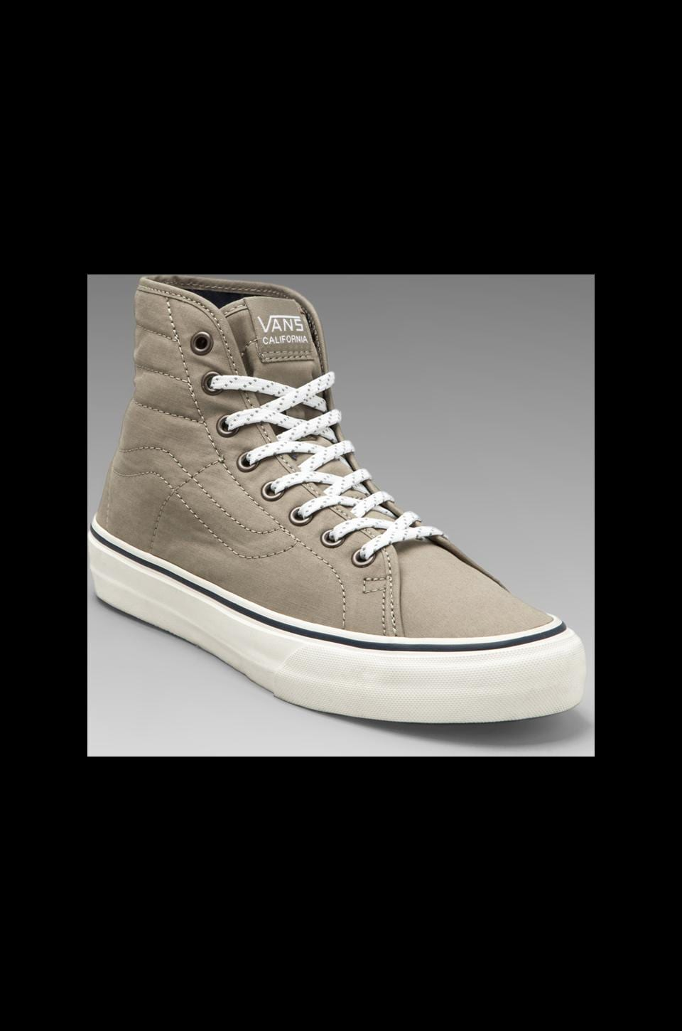 Vans California SK8-HI Binding in Laurel Oak