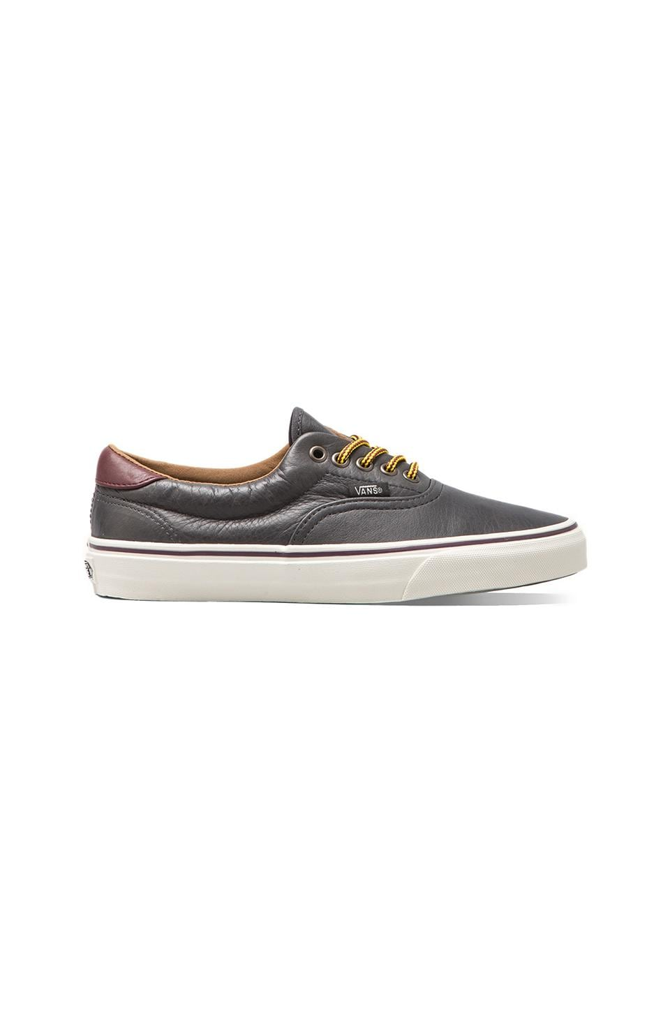 Vans California Era 59 in Dark Shadow