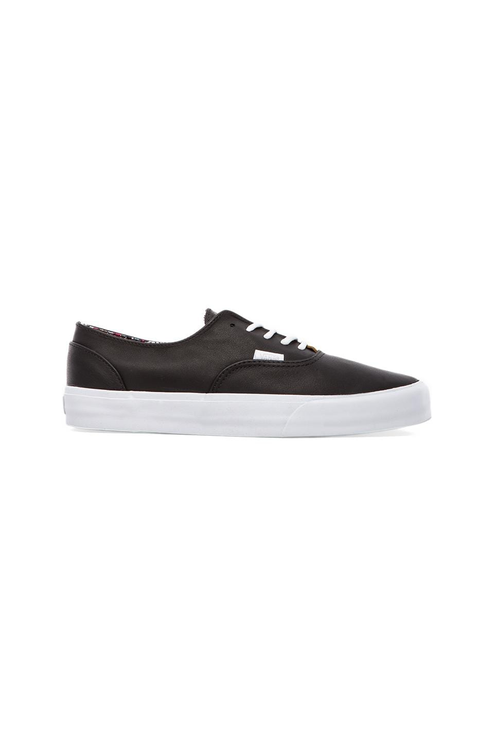 Vans California Era Decon Leather in Black