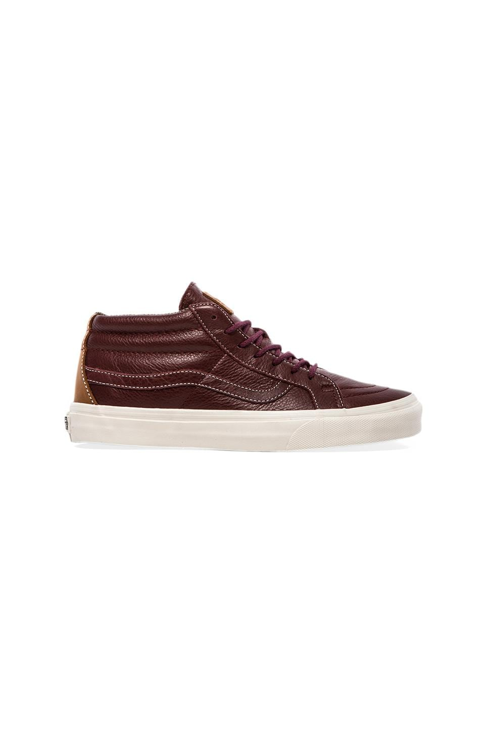 Vans California Sk8 Mid Leathere in Port Royal