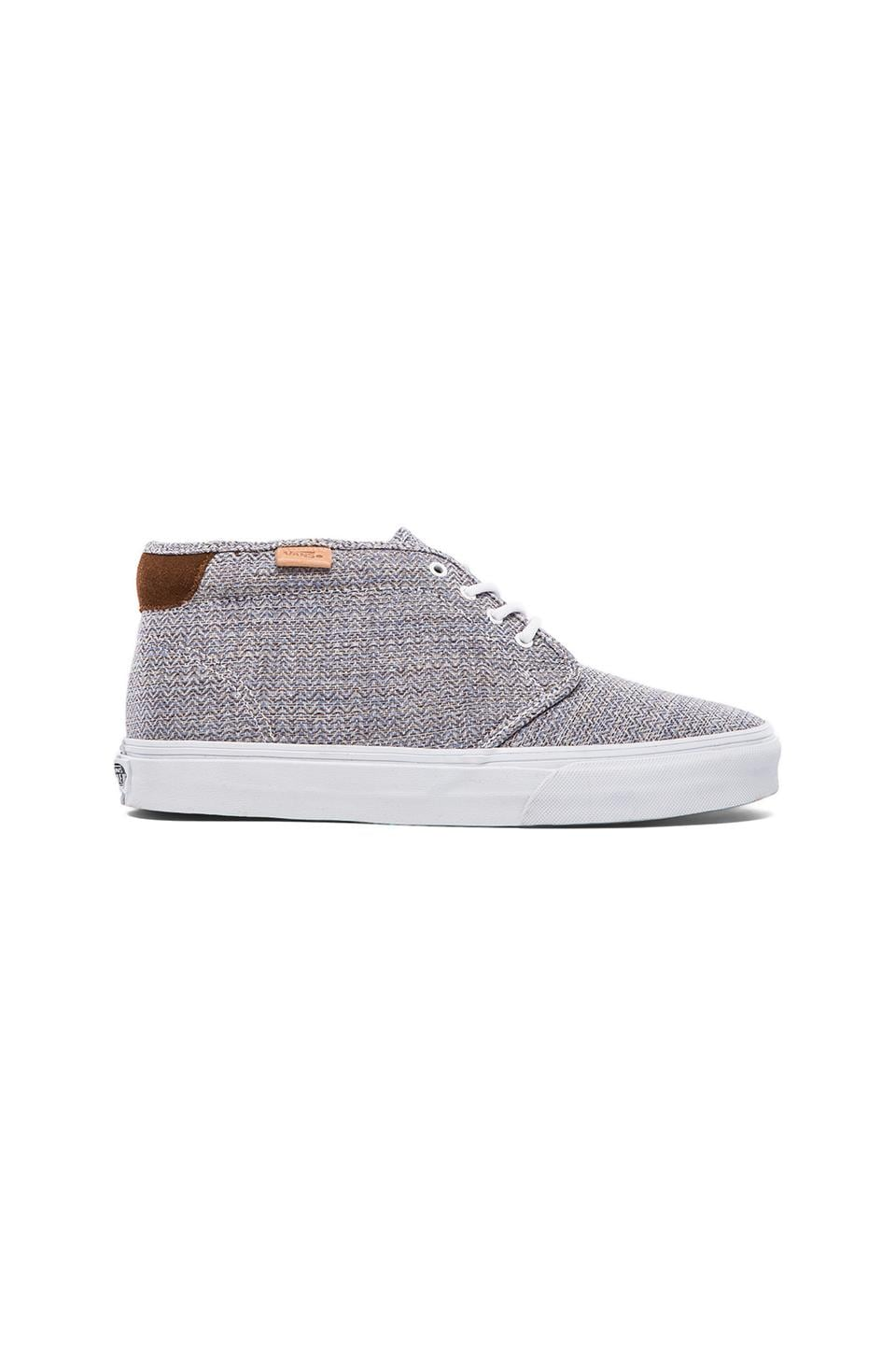 Vans California Chukka Boot 69 Primer in Sepia